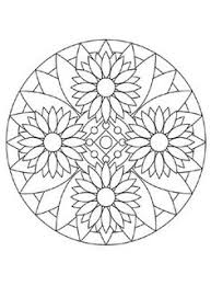 free printable mandala coloring pages free coloring pages