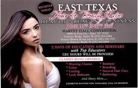 east texas hair u0026 beauty expo hair show harvey hall convention