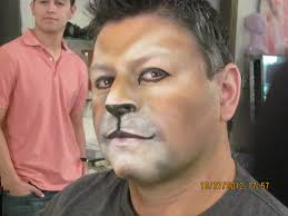 Simple Cat Makeup For Halloween by If Mr Man Wanted To Join In Hahaha Every Day Makeup