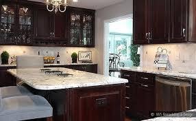 backsplash for dark cabinets and dark countertops kitchen backsplash with dark cabinets wonderful kitchen for dark