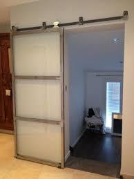 porte de bureau vitr etude et fabrication porte vitrée moderne en acier brut creametal