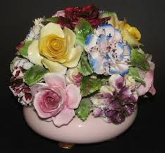 adderley bone china floral bouquet at classy option vintage