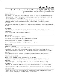 Sample Excellent Resume by Examples Of Bad Resumes Berathen Com
