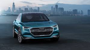 glitter audi audi is going after tesla in the luxury electric car market u2014 quartz
