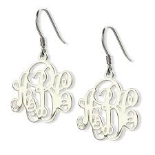 monogramed jewelry jewelry picture more detailed picture about sterling
