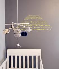 Star Wars Themed Bedroom Ideas May Tot U0027s Force Be With You Star Wars Themed Baby Nursery Ohgizmo