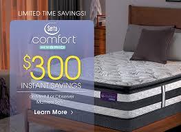 mattresses by serta always comfortable