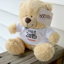 personalized graduation teddy graduation gifts from giftsforyounow