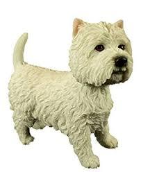 westie west highland terrier figurine leonardo collection