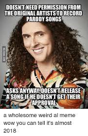 Al Meme - 25 best memes about weird al weird al memes