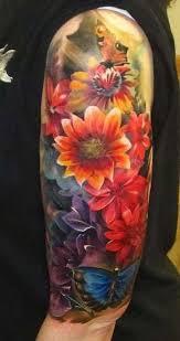 61 best insane flower tattoos images on pinterest free flower