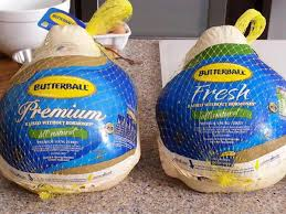 thanksgiving turkey shortage butterball fresh turkey shortage nbc4 washington