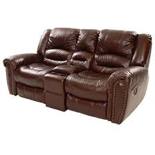 Reclining Leather Armchair Leather Furniture Leather Sofas El Dorado Furniture