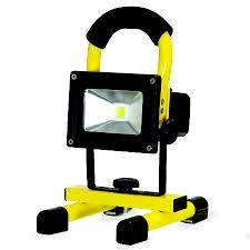 battery powered portable led work lights prolight mini led flood light probuilt professional lighting