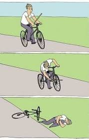 Bike Meme - bicycle bike meme generator
