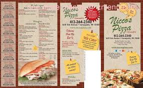 night light coraopolis menu online menu of nicco s pizza restaurant coraopolis pennsylvania