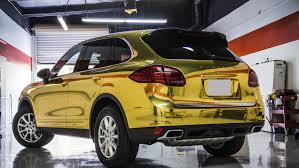 expensive cars gold gold vinyl wrap for your car