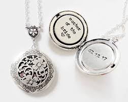 personalized locket necklace personalized locket necklace message locket graduation gift