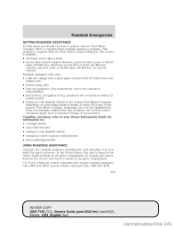 ford f150 2005 11 g owners manual