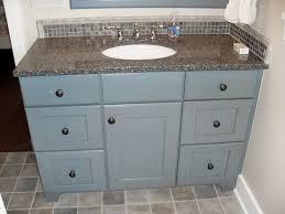 bathroom cabinets great blue vanity cabinet plus silver handles