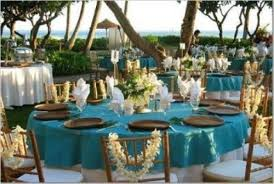 how to plan a wedding dinner party guides for a hawaiian twist