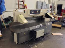 mandelli 137 paper cutter color printing forum
