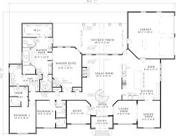 floor plans for basements walkout basement house plan great room angled garage