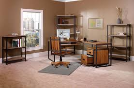 Industrial Office Desks Paxton Industrial Office Furniture Set Countryside Amish Furniture
