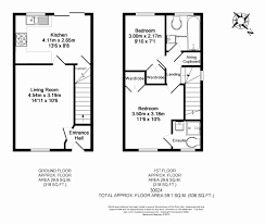 Floor Plan Of Two Bedroom House Two Bedroom Cottage House Plans Ahscgs Com
