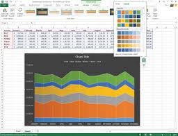 Spreadsheet Graphs And Charts Excel 2013 What U0027s Good What U0027s Irritating Software Business It