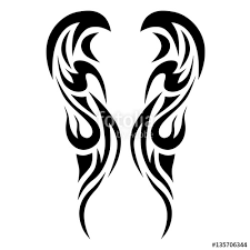 tribal tattoos design element art tribal tattoo