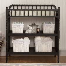 Iron Changing Table Black Changing Tables You Ll Wayfair