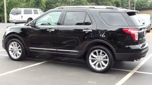 Ford Explorer All Black - for sale new 2012 ford explorer limited stk 20064 www lcford