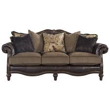 Ashley Furniture Leather Sectional Furniture Ashley Furniture Leather Sofas Blended Leather