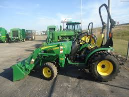 what is the best john deere 2520