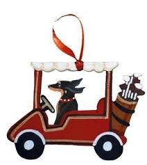 dachshund golf christmas ornament dog lover gifts u2013 for the love