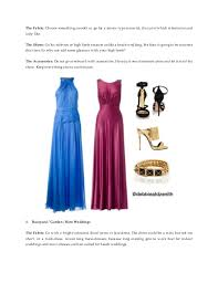 what to wear to a christian wedding