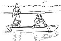 Coloring Pictures Plimoth Plantation Coloring Page Of
