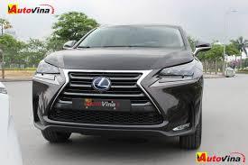 lexus vietnam bang gia trải nghiệm lexus nx300h giá 3 tỷ tại việt nam autovina com