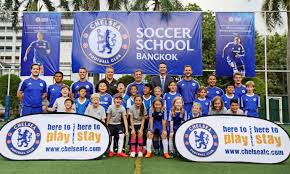 Chelsea F C Chelseafc Com Chelsea Fc Foundation U0026 Nist Partner To Open Soccer In