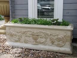 grand athena stone planter trough large garden troughs s u0026s shop