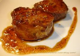 cuisiner un filet mignon de porc filet mignon au miel les délices d hélène