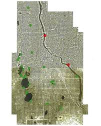 Map Of Minneapolis Parks U2014and Water U2014for The People The History Of Minneapolis U0027 Hand