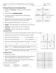 four quadrant ordered pairs worksheet math story problems 3rd grade