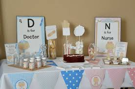 baby shower table settings baby shower table setting with creative and sweet centerpieces