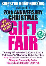 christmas gift fair returns to ettington u2013 shipston home nursing