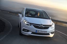 vauxhall zafira 2017 vauxhall zafira tourer revealed gm authority