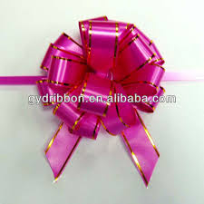 pull bow ribbon sp handmade blue pull bow ribbon plastic ribbon pull bow for