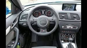audi q3 dashboard 2017 audi q3 interior images brokeasshome com