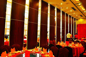 china 2017 hotel ballroom banquet hall wooden operable partition